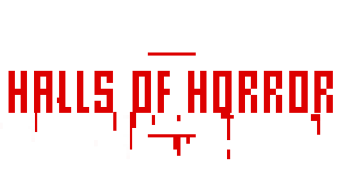 Halls of Horror Logo
