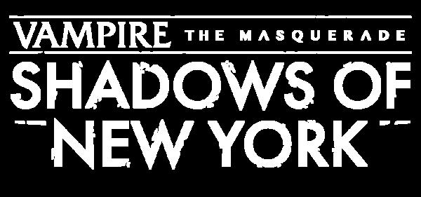 Vampire Shadows of New York Logo Clean